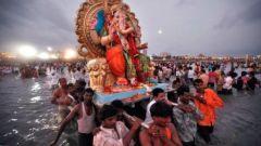 Как проходит празднование рождения Ганеша Чатурти