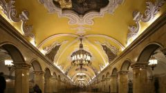 Как попасть на бесплатную экскурсию по Московскому метрополитену