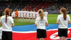 Как организаторы Олимпиады в Лондоне перепутали флаги КНДР и Южной Кореи