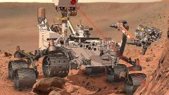 Как прошла посадка Curiosity на Марс
