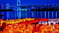 Как попасть на День моря в Японии