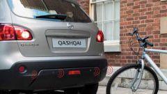 Как установить ультразвуковой датчик парковки