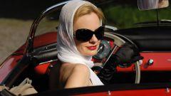 Какие автомобили предпочитают женщины