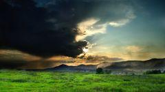 Как разгоняют облака