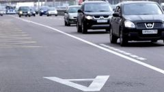 Почему в Москве сотрут выделенные полосы