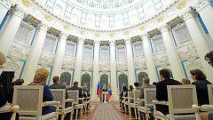 Кто получил российские государственные награды в 2012 году
