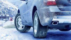 Как поставить зимние колеса