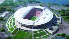 Как строят новый стадион «Зенита»