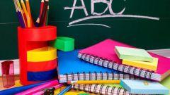 Что нужно покупать ребенку в школу