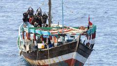 Как борются с морскими пиратами