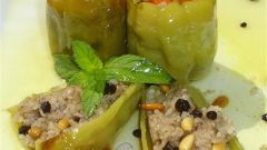 Как приготовить долму по турецкому рецепту