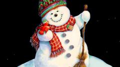 Снеговик: что он символизировал в прошлом