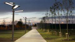 Как зажечь уличные фонари в деревнях