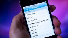 Как установить свой рингтон на iphone 4