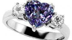 Почему александрит называют вдовьим камнем