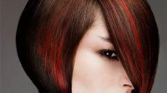 Как сделать мелирование на темные крашеные волосы