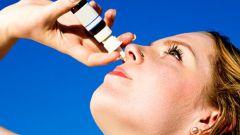 Капли в нос: польза или вред?