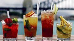 Какие коктейли можно приготовить на основе рома