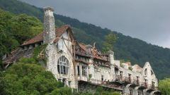 Как добраться на поезде до Абхазии