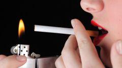 Вред курения во время беременности