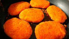 Рецепты постных морковных котлет