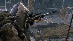 How to quickly access the weapons in warface