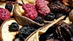 Технология сушки овощей и фруктов