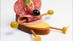 Идеи для приготовления закусок и бутербродов