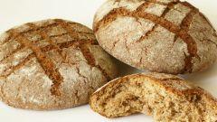 Rye bread in the diet