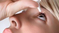 Применение капель и мазей для глаз