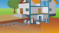 Принципы работы теплового насоса