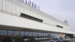 How to get to the Pulkovo airport