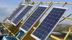 Как зарядить солнечную батарею