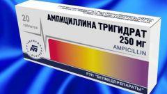Антибиотики узкого спектра действия