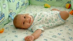 Зарядка для новорожденных