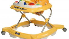 When to use a baby Walker?
