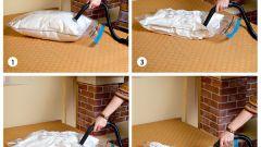 Способы использования вакуумных пакетов для хранения вещей