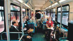 Как должен вести себя в общественном транспорте воспитанный человек
