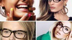 Как должны сидеть очки