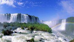Как возникают водопады