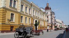 Как добраться до Черновцов