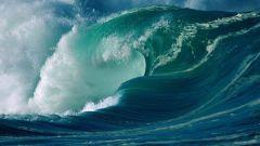 Как возникают цунами