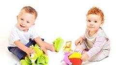 Как играть с ребенком в 1 год