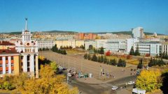 How to get to Ulan-Ude