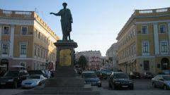 Как добраться до Одессы