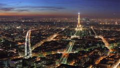 Как возник Париж