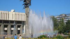 How to get to Bishkek