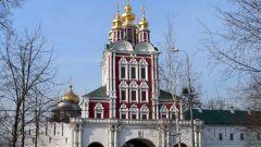 Как добраться до Новодевичьего монастыря