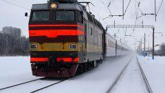 Как идут поезда