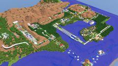 Как добавлять в регион в Minecraft